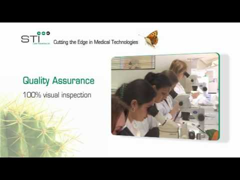 STI Laser Industries - Medical Device Manufacturer