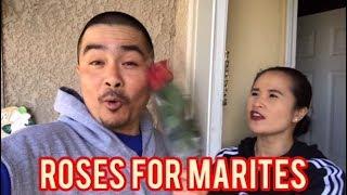 ROSES FOR MARITES | PK Vlog 11