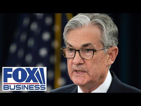 Fed Chair Powell speaks with Economic Club of Washington