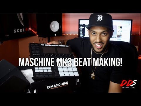 MASCHINE MK3 Beat Making!