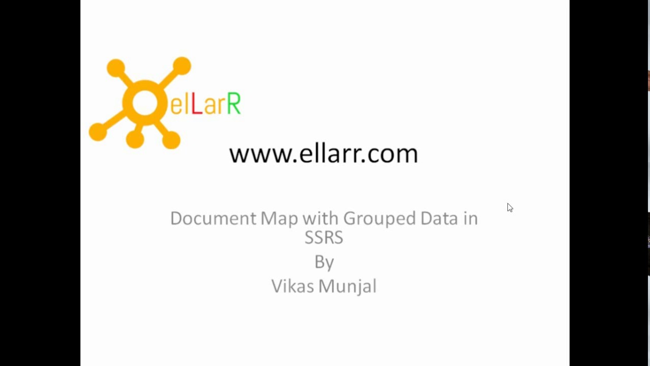 Document Map In SSRS With Grouped Data YouTube - Ssrs us map