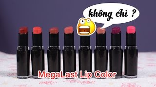 swatch review son wet n wild megalast lip color son khng ch   tiny loly