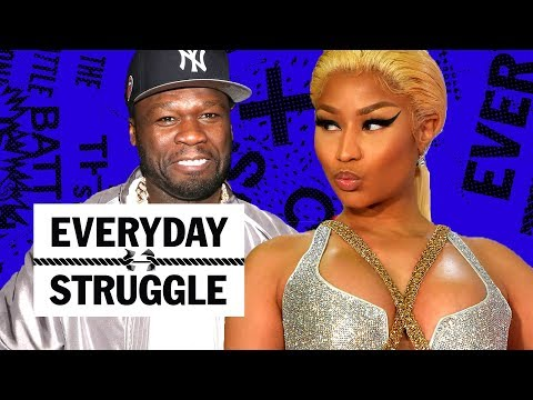 Nicki Minaj Threatens Akademiks in DMs, URL Battles Turning into Brawls | Everyday Struggle