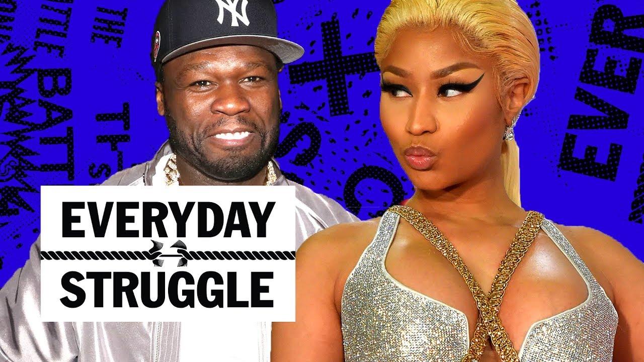 Nicki Minaj Threatens Akademiks in DMs, URL Battles Turning into Brawls | Everyday Struggle
