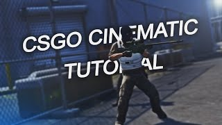 CSGO CINEMATIC TUTORIAL (HLAE)