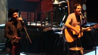 "Avett Brothers ""Morning Song"" Red Rocks, CO 07.10.15"