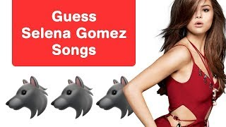 Selena Gomez Emoji Challenge! Guess Pop Songs