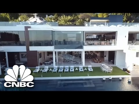 This Is The Most Expensive Home In America | Secret Lives Super Rich | CNBC Prime