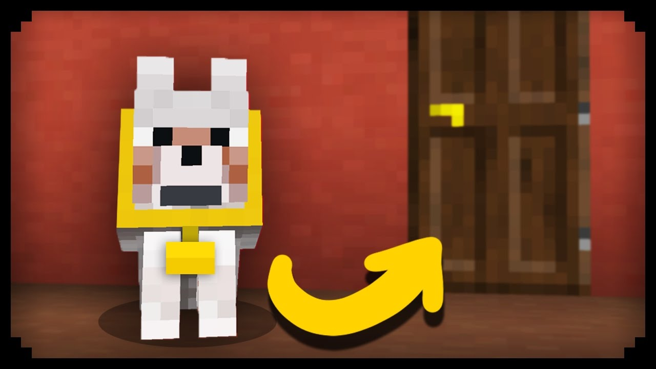 Minecraft: How To Make A Working Guard Dog