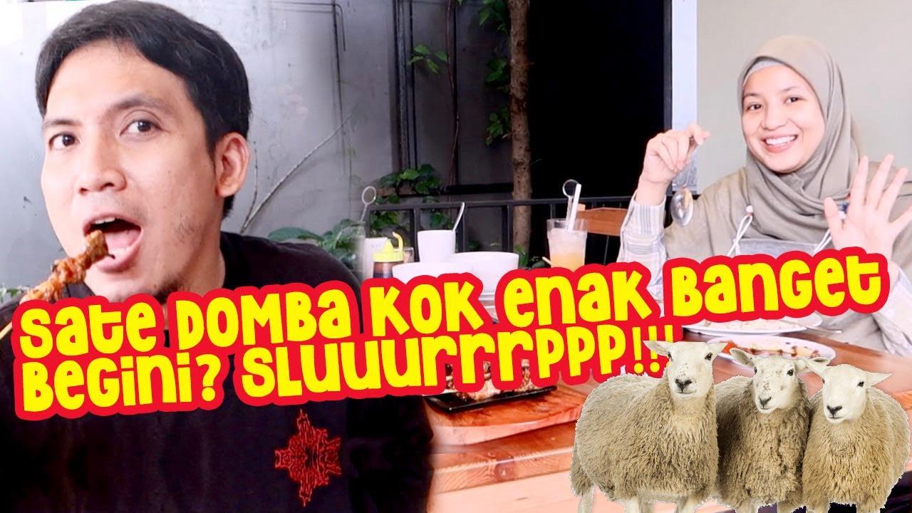 DESTA DISURUH NATASHA MAKAN DOMBA BIAR STRROONGGG!!!