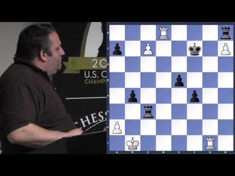 Games of Maxime Vachier-Lagrave - GM Ben Finegold - 2014.06.04