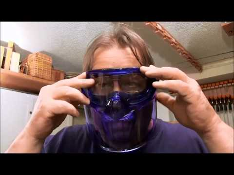 v90-safety-goggles-with-detachable-face-shield-review-|-newwoodworker