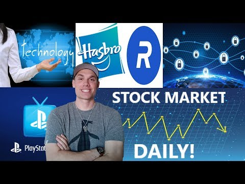 Cyber security stocks rally, Tech sector discussion, & more (SMD)