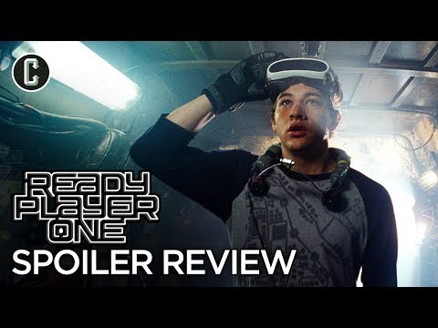 Ready Player One Spoiler Review