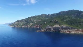 DJI Phantom 3 - Mallorca Estellencs Costa