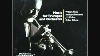 Armando Ghitalla Oscar Bohme Concerto for Trumpet and Orchestra Op.18