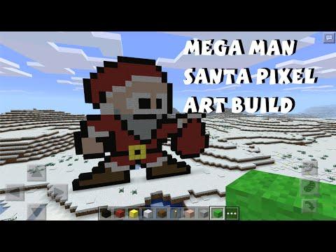pixel art mcpe 0.8.1