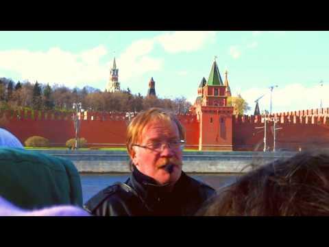 Башни Московского Кремля.