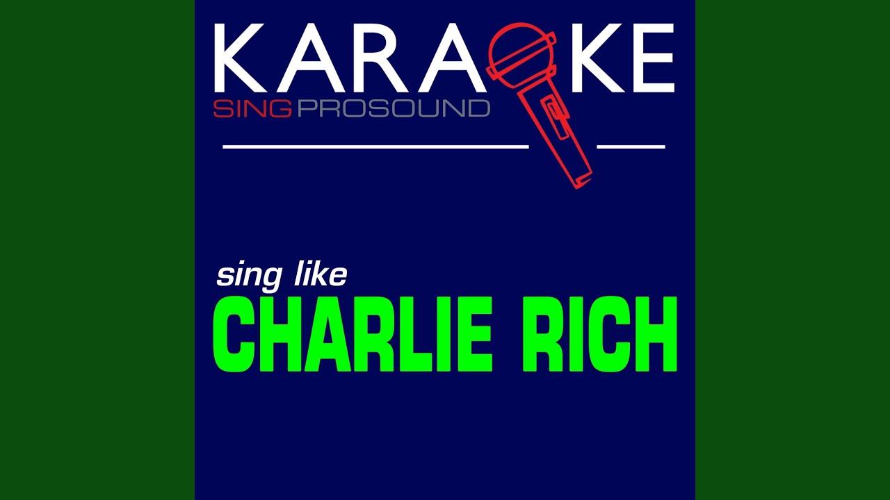 A Very Special Love Song i stil med Charlie Rich-1344