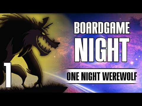 How To: Werewolf // Board Game Night: One Night Ultimate
