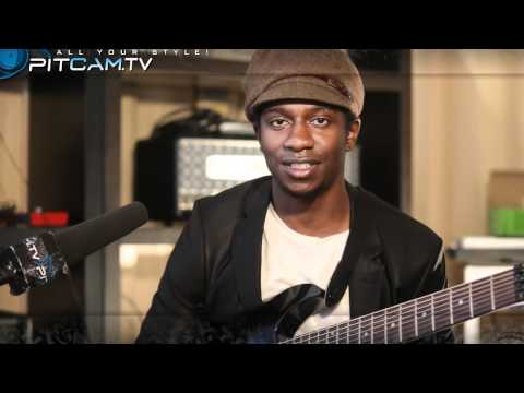 TOSIN ABASI - ANIMALS AS LEADERS Special Interview   Among Friends by PitCam.TV