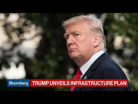 Trump Infrastructure Plan to Spur $1.5 Trillion in New Spending
