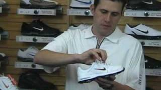 Nike Remix Junior Golf Shoes - Inside the Styles with Discount Golf World.