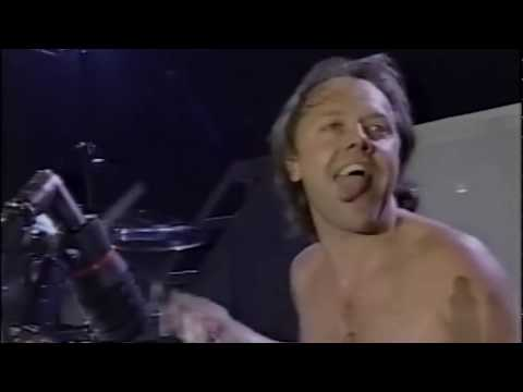 Metallica - Live in Baltimore, MD, USA (2000) [Full Pro-Shot] [VHS HD Upscale]