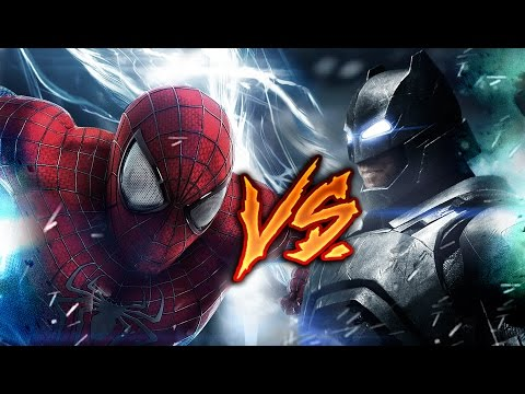 Descargar Video BATMAN VS SPIDERMAN | BATALLA DE HÉROES | KRONNO & ZARCORT