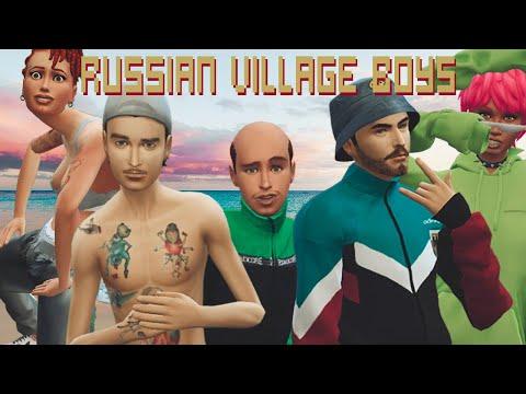 Смотреть клип Russian Village Boys - Elephant's Dick