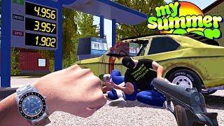 My Summer Wrist Watch Robbery (Update) - My Summer Car Gameplay Highlights Ep 114