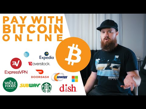 Websites That Accept Bitcoin As Payment