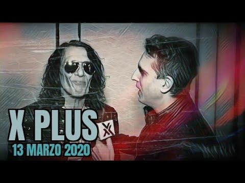 🔴📡 #ENVIVO | X PLUS - entrevista a RICHARD BLACK y STEPHEN PEARCY  | 13 MARZO 2020