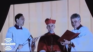Announcement Of New Pope // SiriusXM // Catholic Channel MAR 2013