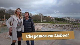 AVENIDA DA LIBERDADE, PRAÇA DO COMÉRCIO E MUITO MAIS EM LISBOA! | NO GIRO EM PORTUGAL