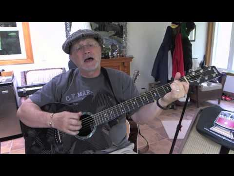 1259 -  Love, Me -  Collin Raye cover with guitar chords and lyrics in description