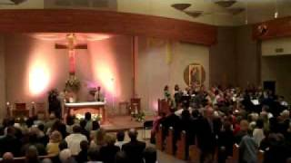 Roll Away The Stone, Easter Vigil 2010 at Holy Family