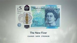 İngiltere'de ilk plastik banknot tedavülde - economy