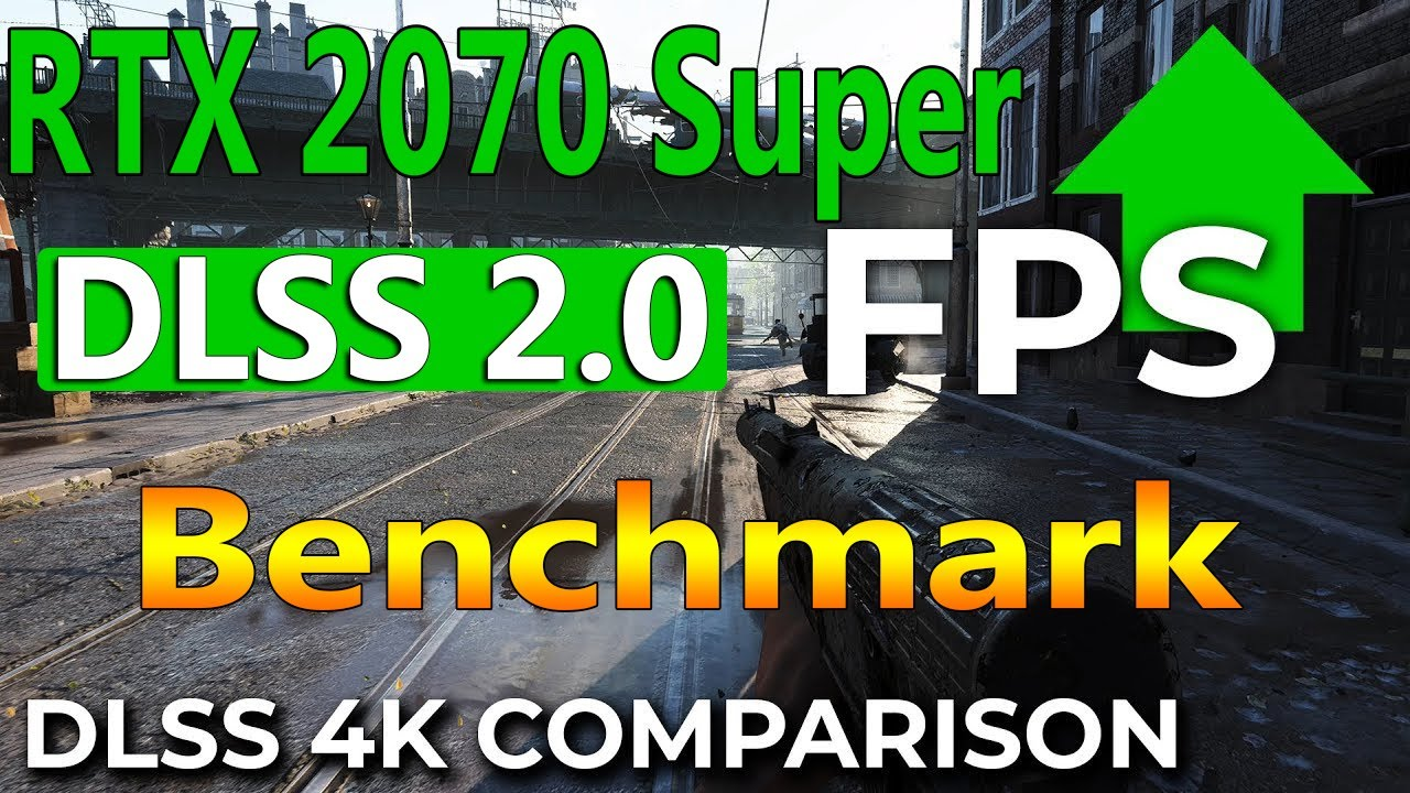 NVIDIA DLSS 2.0 Tested in RTX 2070 Super ( NEW ) Benchmark NVIDIA driver new update
