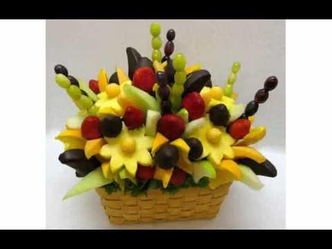 Fruit Flower Bouquets