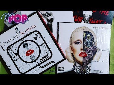 UNBOXING: Christina Aguilera - Bionic (FAN EDITION BOXSET)