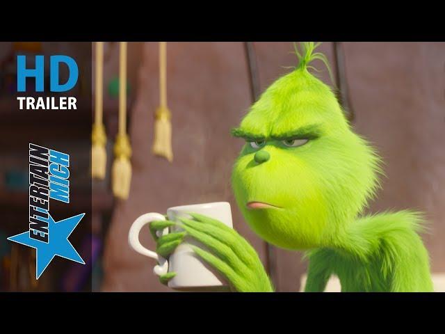 Der Grinch 3D (2018) Trailer | HD
