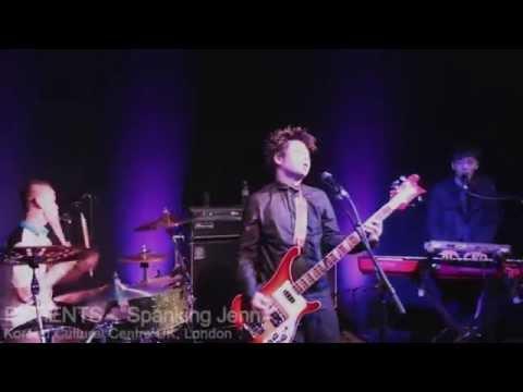 PATiENTS 페이션츠 - Spanking Jenny - Korean Cultural Centre UK, London - 19 May 2015