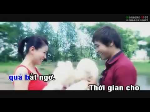 Hãy Xem Là Giấc Mơ karaoke beat Chu Bin