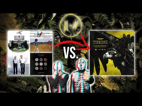 Trench Album Review! Trench Is Their Best Album? Comparison With Older Music! (Twenty One Pilots)