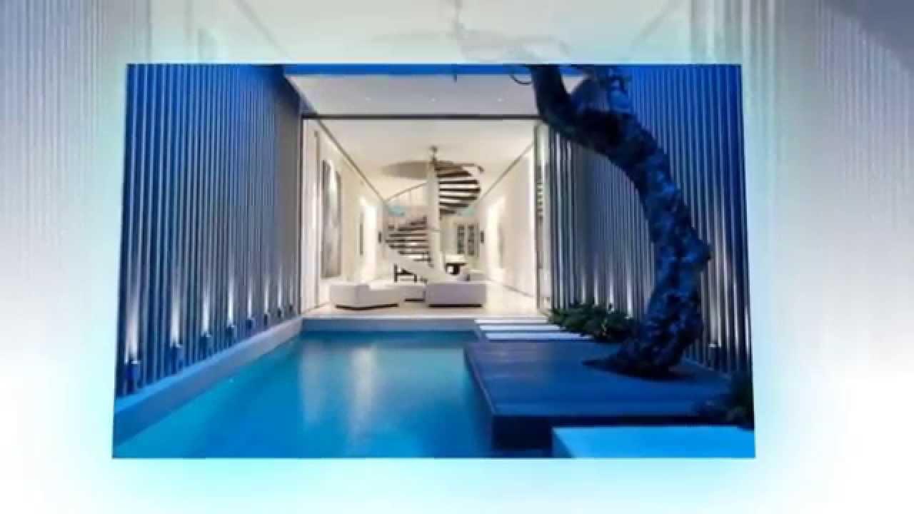 Video Desain Rumah Minimalis Ada Kolam Renang YouTube