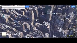 Google Maps Tips 7: Access the Google Earth 'God View' Free HD Video