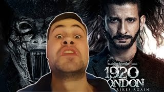 THAT'S CREEPY! | London 1920 Trailer Reaction
