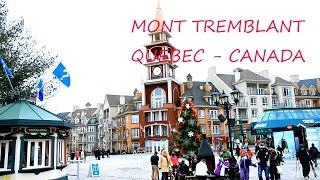 Mont Tremblant   Quebec Canada
