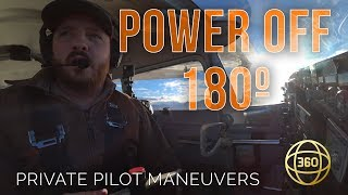 How to fly in 360 & VR: Power Off 180º Accuracy Landing